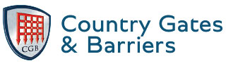 COUNTRY GATES AND BARRIERS Logo