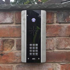 AES GSM Cellcom Prime Intercom Entrance Panel