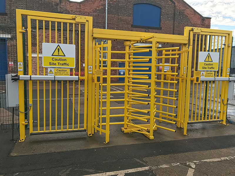 CG4000FH Turnstiles Double