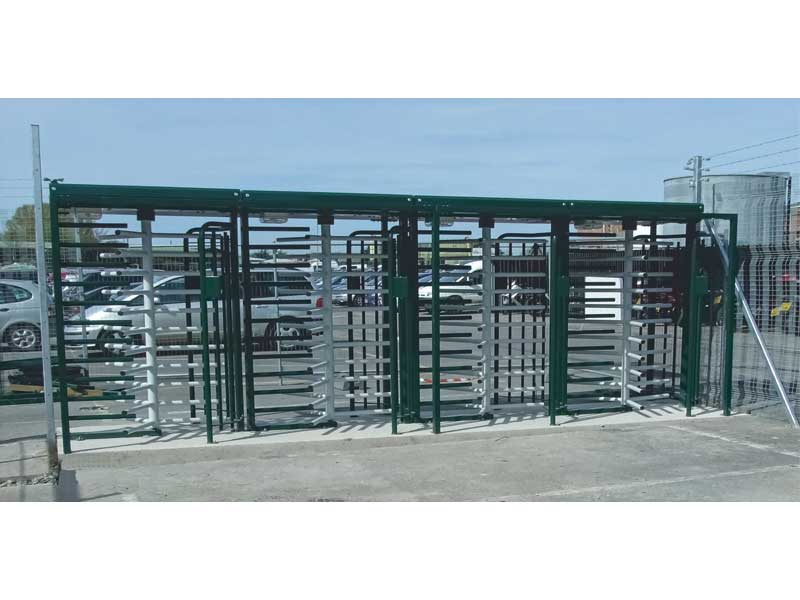 CG4000FH Turnstiles Multi Usage