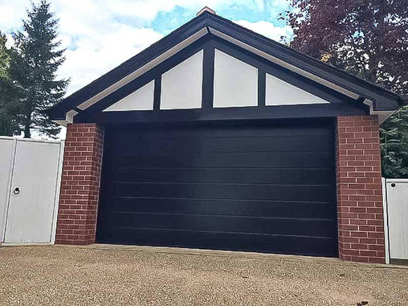 Garage doors Large Boards