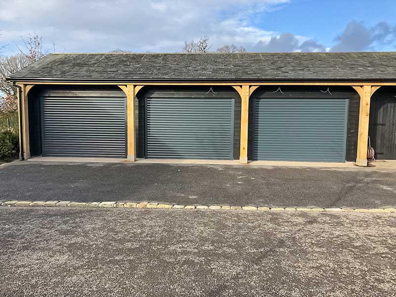 Roller Shutters Doors Garages