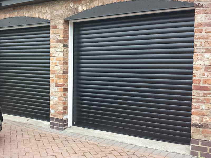 Roller shutters Hormann Rollmatic Garage Door
