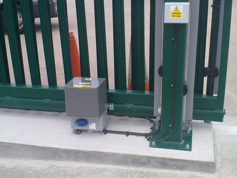 Sliding Gate Automation