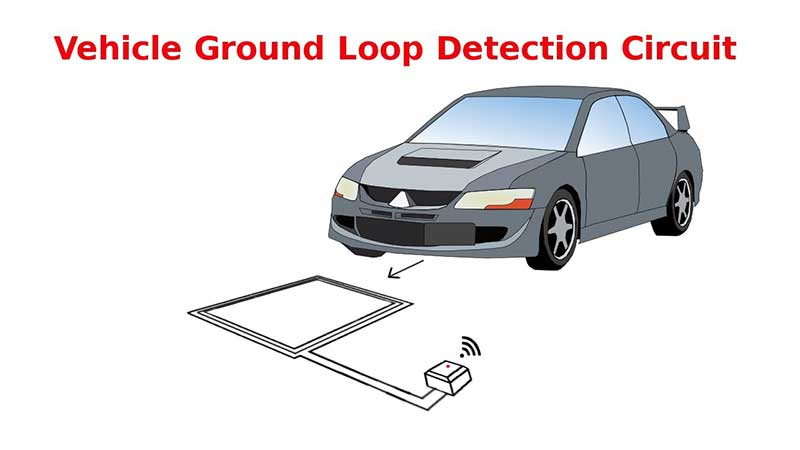 Vehicle Induction Loop Demonstration