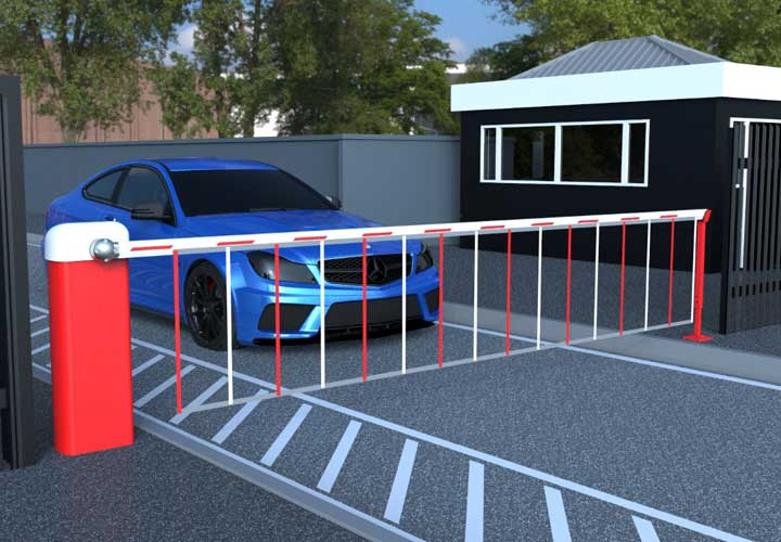 Automated Vehicle Barriers