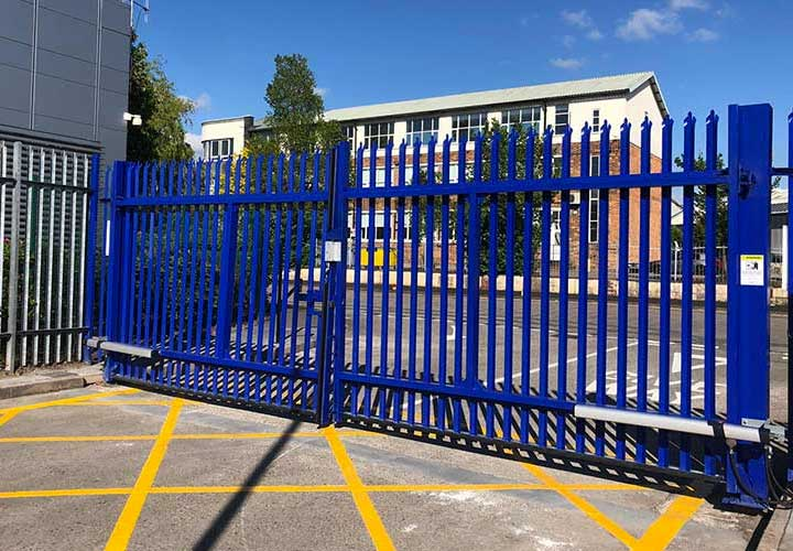 COMMERCIAL FENCING & PERIMETER SECURITY