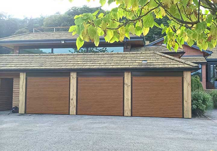 GARAGE DOORS & AUTOMATION
