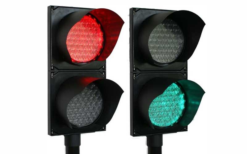 traffic light example